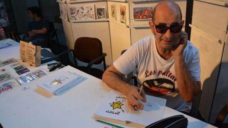 GRÁFICA. Entrevista al ilustrador y humorista Sergio Langer